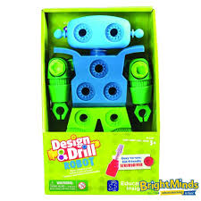 Design And Drill Robot Design Drill Robot Jake Christmas Learning Resources