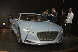 2018 genesis twin turbo. delighful twin genesis new york concept preview for the 2018 g70 throughout genesis twin turbo