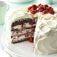 German Black Forest Cake Recipe Taste Of Home