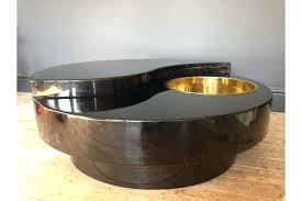 yin yang coffee table rizzo revolving yin yang coffee table photo 1 funtopia yin yang yin yang coffee table