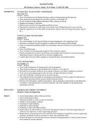Technical Experience Resume Sample Tech Intern Resume Samples Velvet Jobs 13