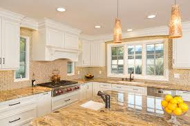 Corona Del Mar Kitchen Remodel Sea Pointe Construction Best Classic Home Remodeling Design