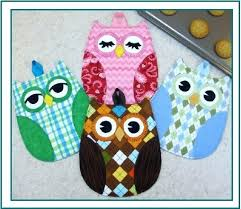 Pattern Hot Who Owl Hot Pads Sew Sisters Online Store Featuring ... & Pattern Hot Who Owl Hot Pads Sew Sisters Online Store Featuring Quilt  Fabric Owl Quilts Patterns Adamdwight.com