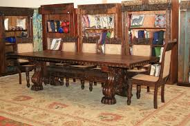 antique spanish colonial furniture