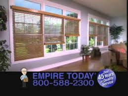 empire today fall savings window treatments mercial 2006