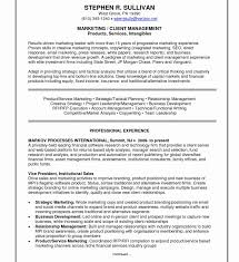 Marketing Resume Template Stunning Resume Templates Salesting Format And Manager Executive For Sales
