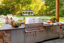 Kalamazoo Outdoor Kitchen Design