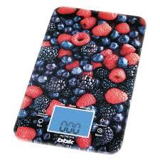 Купить <b>весы кухонные BBK KS107G</b> темно-синий/красный ...