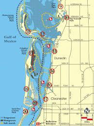 Pinellas County Florida Planning Blueways Paddling