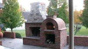 outdoor fireplace kits with pizza oven how to build a pizza oven pictures by this outdoor
