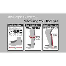 Deniro Boot Size Chart De Niro Salento 02 Boot
