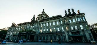 architectural buildings. University Of Santo Tomas Main Building Architectural Buildings