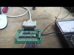 db25 1205 breakout board and dq542ma wiring cnc problem board db25 1205 and dq860ma