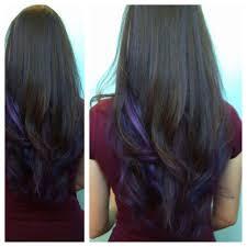 Goldwell Hair Color Dark Hair Purple