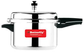 Butterfly Kitchen Appliances Sathya Online Shopping Butterfly Cooker 75l Std Plus Sathyain