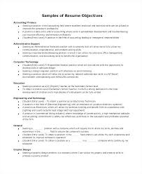 Resume Summary Vs Objective Resume Unique Resume Summary Statement ...