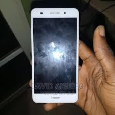 Huawei Honor 3C 4G 16 GB White in Ife ...