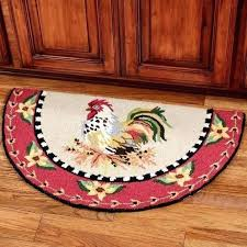 round rooster rug post rooster rugs at