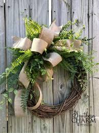 wreaths for front doorsBest 25 Outdoor wreaths ideas on Pinterest  Grapevine wreath