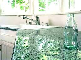 recycled countertops cost glass kitchen arctic uk range cincinnati recycled countertops cost glass