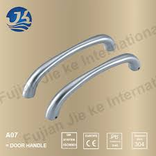 china 304 stainless steel bathroom door l shaped pull handle a07 china gl door pull handle bathroom pull handle