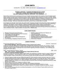Sample General Manager Resume 49 Best Management Resume Templates Samples Images Sample Resume