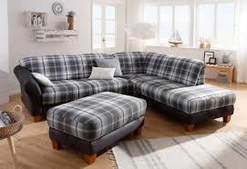 Home Affaire Ecksofa Gotland Materialmix Wahlweise Mit Sitztiefenverstellung Bettkasten