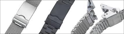 <b>Watch stainless steel</b> mesh <b>watch</b> bracelets from Germany   Island ...