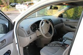 2004 Toyota Sienna Ce. . Entretainment System