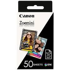Купить Картридж для <b>фотоаппарата Canon Zoemini</b> Zink Photo ...