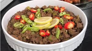Repeat سنة أولي طبخ مع الشيف سارة عبد السلام طريقة عمل كبدة