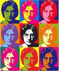pop art andy warhol was an american artist who was a leading figure in the visual art movement known as pop art john lennon by andy warhol
