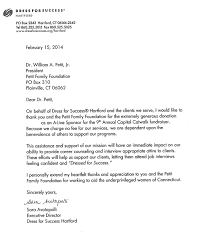 Sample Thank You Letter After Mentoring Meeting
