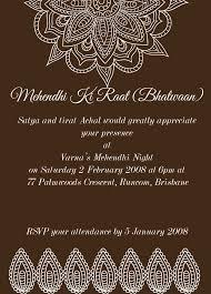 Invitation Card Sample Pin By Invite Online On Mehndi Invitations Wording Samples