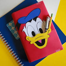 donald duck book cover disney family pertaining to art and craft book cover