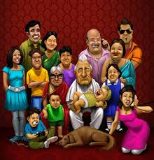 traditional n family clipart clipartxtras