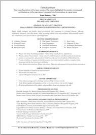 dental assistant resume template great resume templates dental assistant cover letter templates
