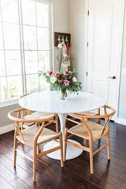 small dining room decor try round dining tables small dining room ideas  clever ways to use space