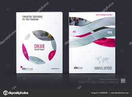 Annual Report Template Design Classy Business Vector Brochure Template Layout Cover Design Annual R