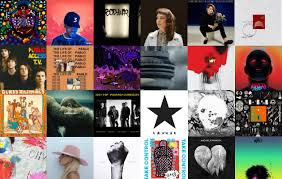 Nmes Albums Of The Year 2016 Nme