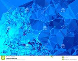 Layouts Blue Abstract Mosaic Backdrop In Blue Color Design Element For