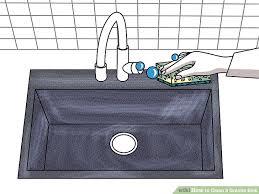 image titled clean a granite sink step 3