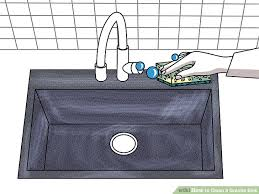 image titled clean a granite sink step 3