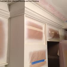 Cabinet Refinishing, Spray Painting and Kitchen Cabinet Painting ...