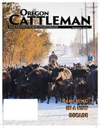 January 2020 Oregon Cattleman by oregoncattleman - issuu