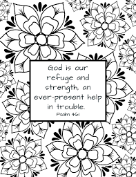 Coloring page (august 2015 friend) and they shall run and not be weary, and shall walk and not faint (doctrine and covenants 89:20). Free Printable Bible Verse Coloring Pages