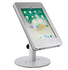 countertop locking ipad pro tablet holder housing 10 5