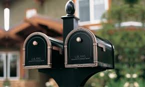 double mailbox designs. Posts, Numbers \u0026 Accessories Double Mailbox Designs M