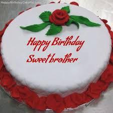 Happy Birthday Cake For Brother Kidsbirthdaycakewithyeargq