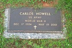 Carlos Howell (1924-2001) - Find A Grave Memorial